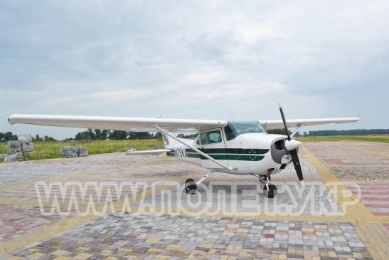 Полет на Cessna 172
