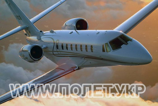 Чартер самолета Cessna Citation Sovereign
