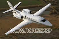 Чартер самолета Cessna Citation XLS - Фото
