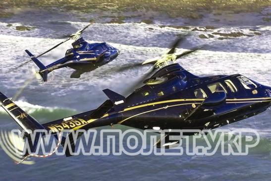 Полет на вертолете Bell 430