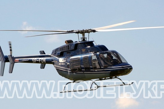 Аренда вертолета Bell 407