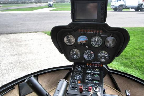 Полет на вертолете Робинсон 22