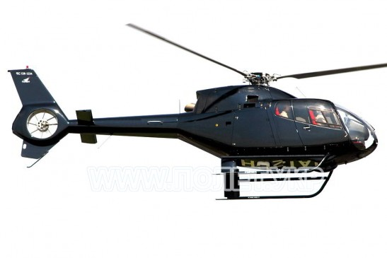 Полет на вертолете Eurocopter EC120 B Colibri