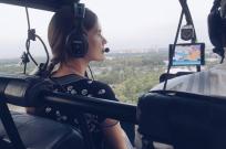 Лучший подарок на годовщину свадьбы – полет над Киевом - Фото
