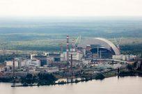 Полет на вертолете над Чернобылем и заброшенной Припятью - Фото