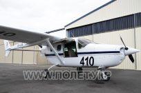 Полет на самолете Cessna 337 - Фото