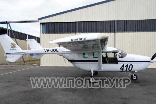 Полет на самолете Cessna 337