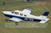 Полет на самолете Piper 28 - Фото