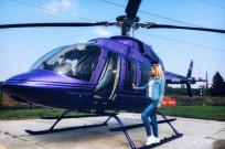 Сколько стоит и как заказать прогулку на вертолете в Киеве? - Фото