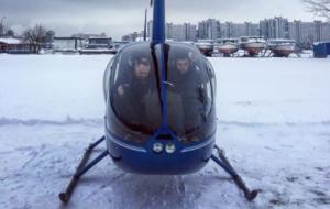 заказать вертолетное такси в Киеве - Полет.укр
